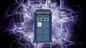 TARDIS Fotografia Stock