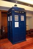 TARDIS Stock Image