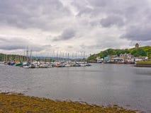 Tarert harbour Stock Image
