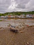 Tarert harbour Stock Images