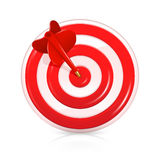 Target stock illustration