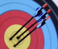 On Target Stock Photos