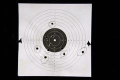 Target-2. Sport target. Shoting sport shield Royalty Free Stock Photography