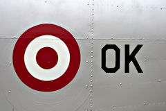 Target. A Target sign and OK Stock Images