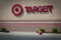Target. Super store, known as  Corporation Royalty Free Stock Photography
