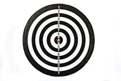 Target Royalty Free Stock Photography