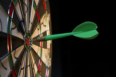 On the Target Stock Image