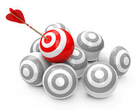 The Target Stock Photography