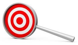 Target analysis Royalty Free Stock Images