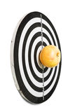 Target and apple Stock Images