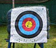 Target for archery Royalty Free Stock Photography