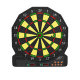 Target arrow game Royalty Free Stock Images