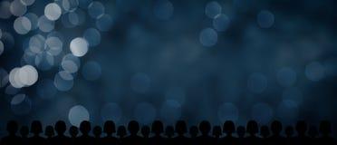Target audience Stock Image