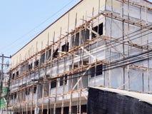 target1611_1_ betonowe budowy podłoga miejsca ściany obrazy royalty free