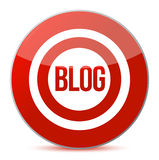 Target blogs Royalty Free Stock Photography