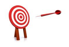 Target  bullseye Stock Photography