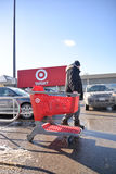 Target Canada liquidation sales begin Thursday. Stock Image