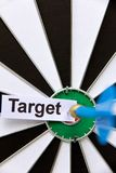 Target concept Stock Photo