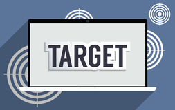 Target Royalty Free Stock Images