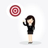 Target Concept Stock Image