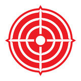 Target Crosshairs Aim Stock Photo
