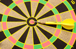Target and dart Stock Images
