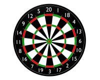 Target dart Stock Image