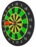 Target dart with arrow Stock Photos