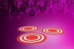 Target dart Stock Photos