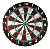 Target with darts Royalty Free Stock Images