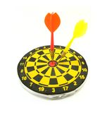 Target and darts Royalty Free Stock Photography