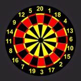 Target Darts. Stock Photography