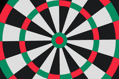Target darts Royalty Free Stock Photo