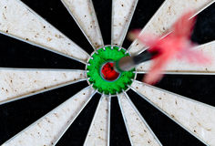 Target Darts Stock Photos