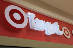 Target Department store Australia. Target shopping centre, Australian department store chain owned by the Westfarmers Group Royalty Free Stock Image