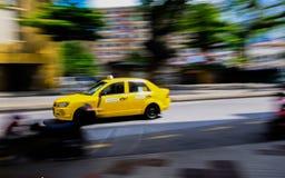 TARGET1201_1_ dla taksówkę Fotografia Stock