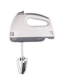 target2415_1_ elektryczną rękę tła blender odizolowywał ścieżka biel Obrazy Royalty Free