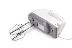 target2415_1_ elektryczną rękę tła blender odizolowywał ścieżka biel Obraz Royalty Free