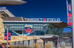 Target Field Royalty Free Stock Images