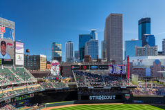 Target Field Stock Photography