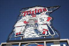 Target Field - Minnesota Twins Stock Photography