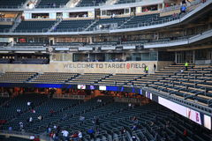 Free Target Field - Minnesota Twins Stock Photography - 15846272