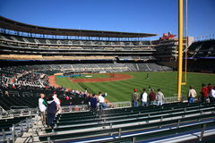 Target Field - Minnesota Twins Royalty Free Stock Images