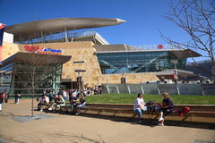 Target Field - Minnesota Twins Royalty Free Stock Image