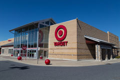 Target general merchandise store in Lancaster PA Stock Photography