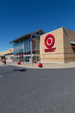 Target general merchandise store in Lancaster Royalty Free Stock Photography