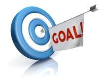 Target goal Royalty Free Stock Image