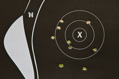 Target gun Royalty Free Stock Photo