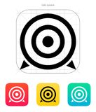 Target icon. Stock Photography