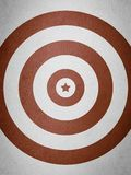 Target image Stock Photography